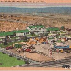 Cartes Postales: ESTADOS UNIDOS, CALIFORNIA, MOTEL PATMARS - LONGSHAW CARD - S/C. Lote 206883386