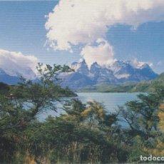 Postales: CHILE, PARQUE NACIONAL TORRES DEL PAINE - FOTO ENRIQUE SANCHEZ - ESCRITA. Lote 206884526