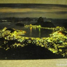 Postales: RIO DE JANEIRO , BRASIL - FRANQUEADA 1970. Lote 207026846