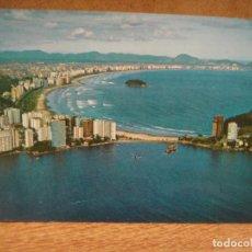 Postales: SANTOS , BRASIL - FRANQUEADA 1966. Lote 207027055