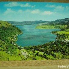 Postales: GUATEMALA , LAGO DE AMATILAN - FRANQUEADA 1972. Lote 207027170