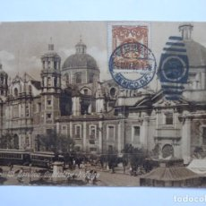 Postales: POSTAL DE MEXICO , GUADALUPE CIRCULADA AÑO 1909. HAARLEM,. Lote 207061730