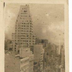 Postales: POSTAL BUENOS AIRES EDIFICIO SAFICO AÑO 1956. Lote 207108540