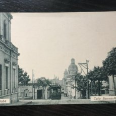 Postales: CÓRDOBA ARGENTINA POSTAL CALLE BUENOS AIRES. Lote 207132131