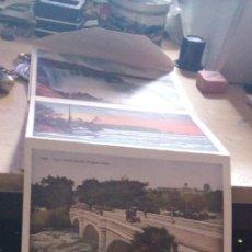 Postales: NIAGARA FALLS SOUVENIR FOLDER DE 1920 CON 24 IMAGENES DE LAS CATARRATAS DEL NIAGARA. Lote 207913758