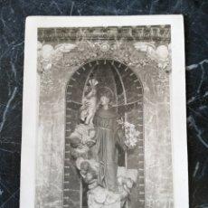 Postales: SAN ANTONIO DE PADUA. POST CARD.. Lote 208251380