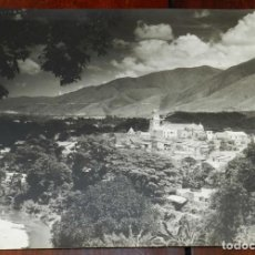 Postales: FOTOGRAFIA DE PETARE, ESTADO MIRANDA, CARACAS, VENEZUELA, MIDE 25 X 20 CMS.. Lote 210048487