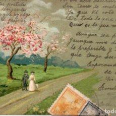 Postales: DELICADA TARJETA DE 1903, ARGENTINA. Lote 211692781