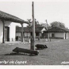 Postales: POSTAL PARAGUAY - HUMAITÁ - GRAN CUARTEL DE LOPEZ (LEONAR). Lote 211752118
