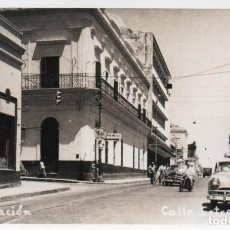 Postales: POSTAL PARAGUAY - ASUNCIÓN - CALLE ESTRELLA (CLAUS HENNING). Lote 211753905