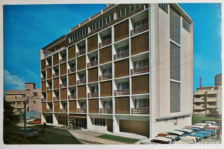 SAN JUAN (PUERTO RICO). TARJETA POSTAL DEL HOTEL TANAMÁ. DORMAND POSTCARDS Nº 63895. (Postales - Postales Extranjero - América)