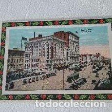 Postales: ANTIGUO DESPLEGABLE SOUVENIR NEW ORLEANS, LA. THE CRESCENT CITY. Lote 212512200