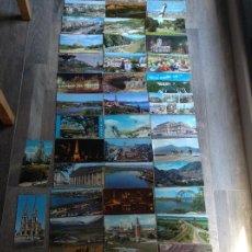 Postales: LOTE 40 FOTOGRAFIAS, POSTALES DE ARGENTINA. Lote 213761072