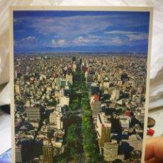 Cartes Postales: POSTAL MÉXICO CIUDAD DE MÉXICO VISTA AÉREA DE LA CIUDAD Y LA HERMOSA AVENIDA REFORMA S/C. Lote 214654198
