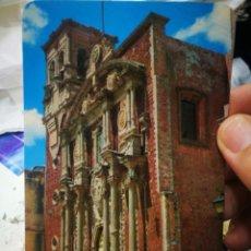 Cartes Postales: POSTAL MÉXICO TEMPLO DE SAN FELIPE DE JESÚS HOY LA CATEDRAL. Lote 214662411