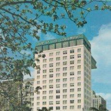 Postales: AMERICA, FLORIDA, MIAMI, THE COLUMBUS HOTEL - BRENNAN 33137 - S/C. Lote 219089571
