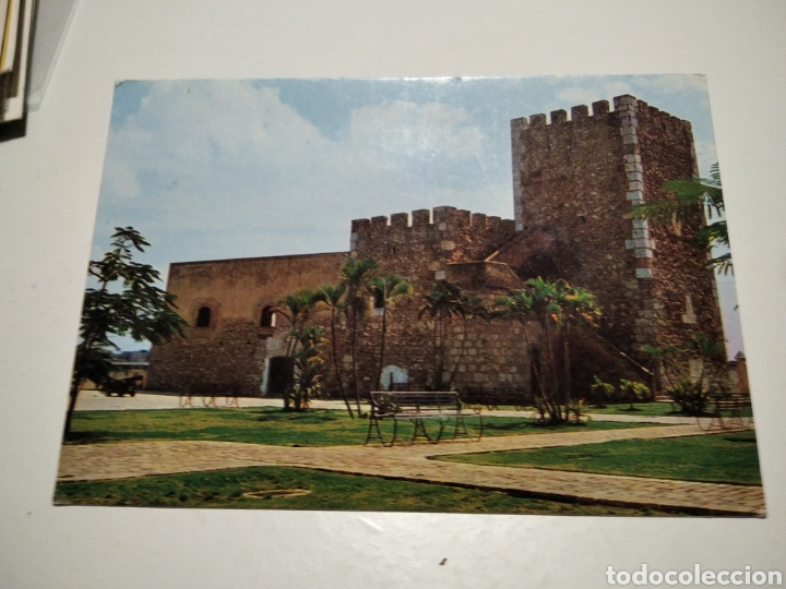 POSTAL SANTO DOMINGO FORTALEZA (Postales - Postales Extranjero - América)