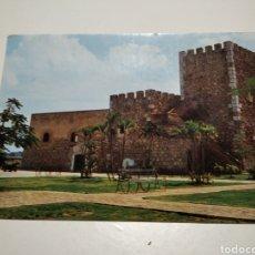 Postales: POSTAL SANTO DOMINGO FORTALEZA. Lote 219112891