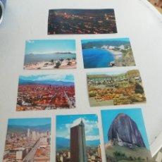 Postales: POSTALES DE COLOMBIA CIUDADES VARIAS Y PARQUE ARQUEOLÓGICO DE S AGUSTÍN 31 UDS AÑOS 70. Lote 220184330