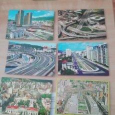 Postales: POSTALES DE VENEZUELA 18 UDS AÑOS 70. Lote 220185320