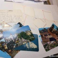 Postales: POSTALES ANTIGUAS DE MÉXICO LOTE 17 COLOR. Lote 220712966