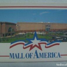 Postales: POSTAL DE EL MALL DE AMERICA , MINNESOTA ( ESTADOS UNIDOS ). Lote 221795491