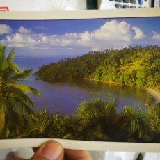 Postales: POSTAL REPÚBLICA DOMINICANA SAMANÁ PUERTO ESCONDIDO S/C. Lote 221803705