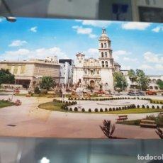 Postales: ANTIGUA POSTAL PLAZA DE ZARAGOZA MONTERREY MEXICO. Lote 222001196