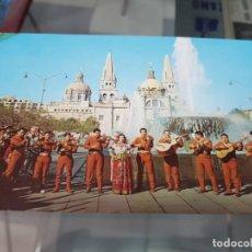 Postales: ANTIGUA POSTAL MARIACHIS GUADALAJARA MEXICO. Lote 222001526
