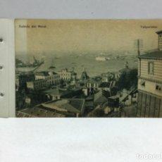 Postales: POSTAL DE CHILE - VALPARAISO - SUBIDA DEL PERAL. Lote 222114470