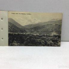 Postales: POSTAL DE CHILE - PUENTE DEL RIO MENDOZA CORDILLERA - VALPARAISO - C.KIRSINGER &CIA. Lote 222118750