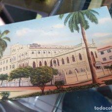 Postales: ANTIGUA POSTAL COLEGIO DEL ROSARIO DOMINICAS FRANCESAS HAVANA CUBA 1960. Lote 222192545