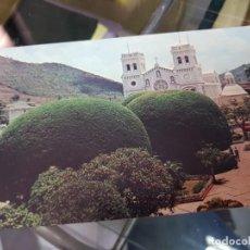 Postales: ANTIGUA POSTAL IGLESIA DE SAN ANTONIO DE PADUA PUERTO RICO. Lote 222192655