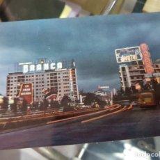 Postales: ANTIGUA POSTAL NOCTURNA VISTA CARAVAS VENEZUELA. Lote 222192990