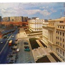 Postales: POSTAL DE VENEZUELA. AVENIDA URDANETA. CARACAS. CIRCULADA 1961.. Lote 222339518