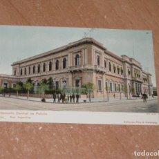 Postales: POSTAL DE DEPARTAMENTO CENTRAL DE POLICIA. Lote 222527953