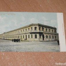 Postales: POSTAL DE CUARTEL DE BOMBEROS. Lote 222528121