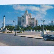 Postales: POSTAL. CUBA. RTC-1. HOTEL NACIONAL. HABANA. ED. ROBERTS TOBACCO. ESCRTIA.. Lote 222544823
