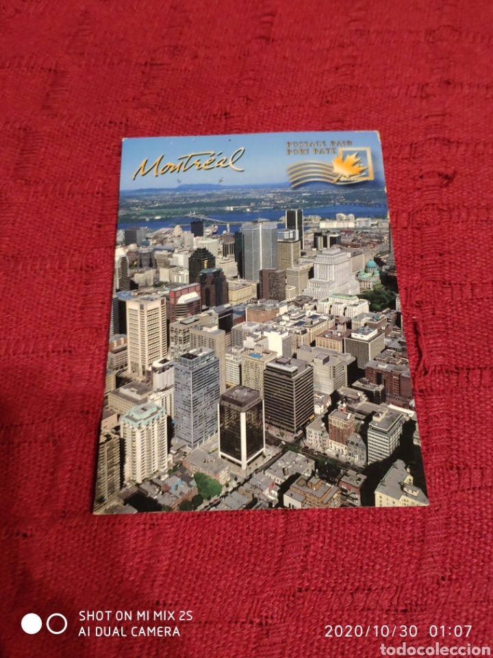 Postales: POSTAL MONTREAL (CANADÁ) - Foto 1 - 222721863
