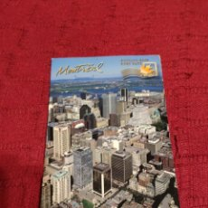 Postales: POSTAL MONTREAL (CANADÁ). Lote 222721863