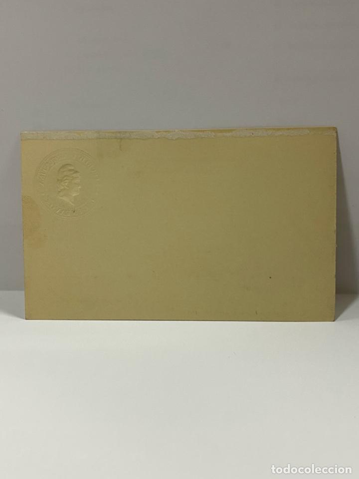 Postales: TARJETA POSTAL. REPUBLICA ARGENTINA. ESTACION F.C. DEL SUD. VER - Foto 2 - 222736333