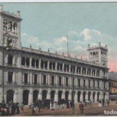 Postales: MÉXICO.PALACIO MUNICIPAL. EDICIÓN LATAPI. Lote 226668355