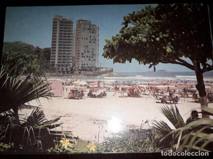 Nº 50798 POSTAL BRASIL GUARUJA GAVEA PALACE HOTEL (Postales - Postales Extranjero - América)