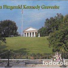 Cartoline: POSTAL * TUMBA DE JOHN F. KENNEDY * ARLINGTON. Lote 229729115