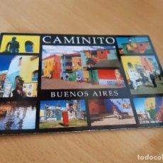 Postales: POSTA DE BUENOS AIRES, BARRIO DE CAMINITO. Lote 236197305