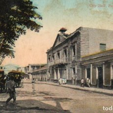 Postales: POSTAL DE PUERTO RICO - CITY HALL , PONCE P.R.. Lote 237058830