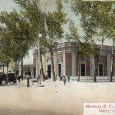 Postales: POSTAL DE MENDOZA - CALLE SAN MARTÍN , BANCO DE LONDRES - ARGENTINA. Lote 237148330