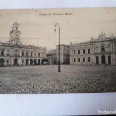 Postales: BILLETE POSTAL DE BAHIA BRASIL N/9 LITHO TVP. Lote 237287620