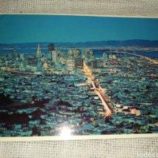 Postales: TARJETA POSTAL 1981 SAN FRANCISCO EEUU. Lote 237392030