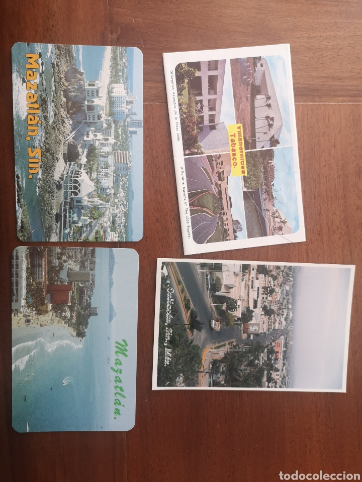 Postales: 25 Postales America. Varios Países 60-90 - Foto 2 - 238395350